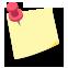 Icon stickynote 7ca230d81d5aa198d46648fbe5d403766a0f9419a2fa24d210822da34ad6dbac